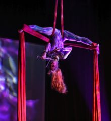 Cirque Show With Janice Martin