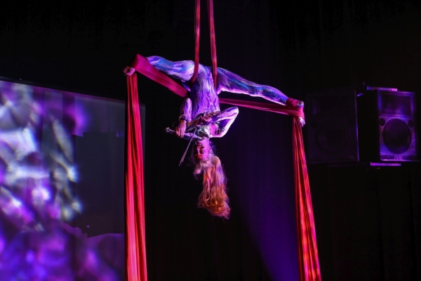 New for 2017, Janice Martin's Cirque show features a dazzling array of talent from acrobatics to comedy and music!