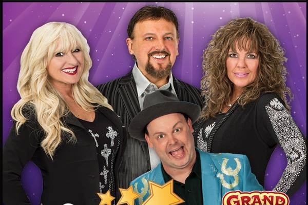 Ozarks Gospel is a new show at the famous Grand Country Music Hall in Branson!