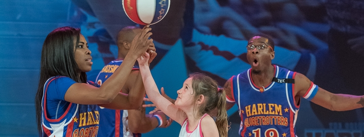 2017 is the LAST YEAR to see the world-famous Harlem Globetrotters at Silver Dollar City!
