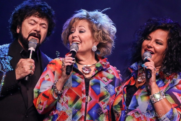 The Blackwoods share their award-winning music in an all-new Branson show!