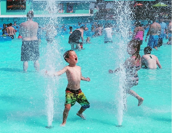 White Water is Branson's largest, longest-running, and most popular water park!