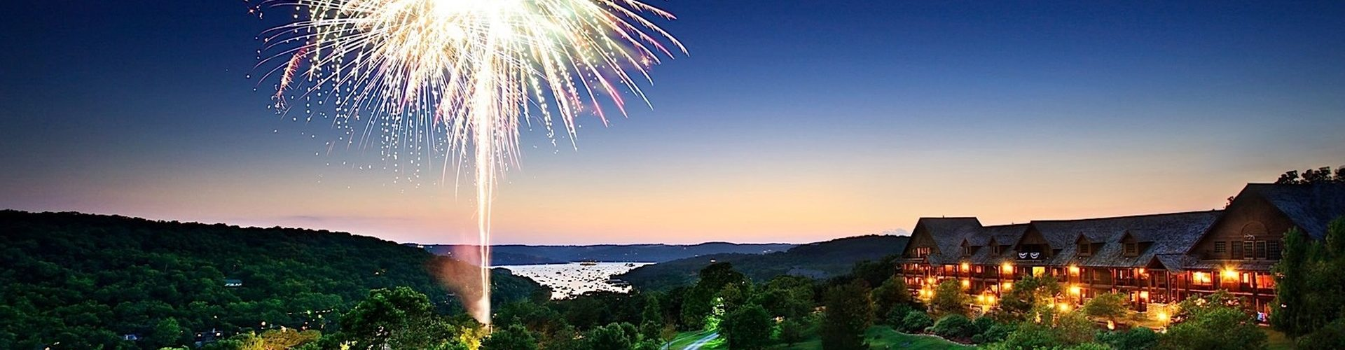 Celebrate 4th of July with Big Cedars' Fireworks Show!