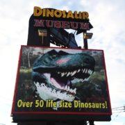 Branson Dinosaur Museum!