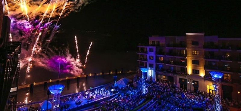 Celebrate Independence Day with Fireworks at Branson Landing on July 3!