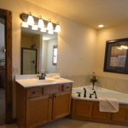 Bathroom #3 (Jetted Tub & Walk-In Shower)