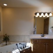 Bathroom #2 (Jetted Tub & Walk-In Shower)