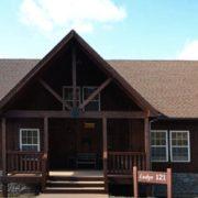 3 Bedroom Lake View Lodge Cabin at Stonebridge Resort