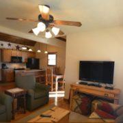 Living Room & Kitchen #1