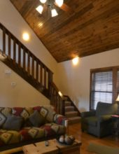 Stonebridge – 3 Bedroom Lake View Lodge Cabin