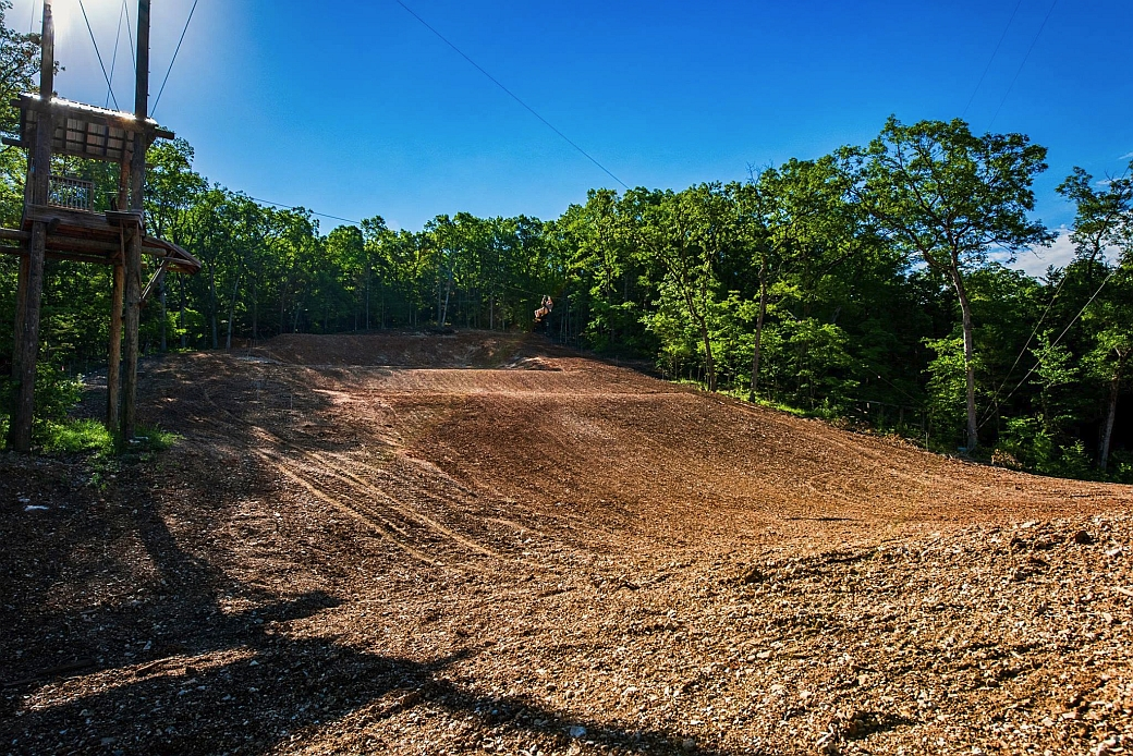 Construction is well underway for Wolfe Mountain's new Snowflex tube park set for a September 1, 2017 opening date.