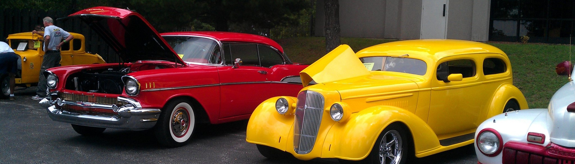Branson S Summer Car Cruise Show Continues In 2017 Travel Office