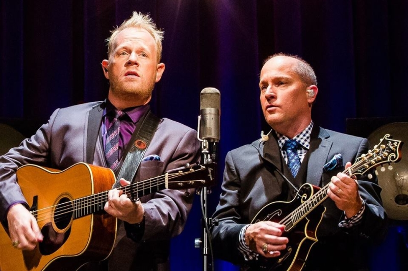 Dailey & Vincent are frequent headliners and guest stars in Branson.