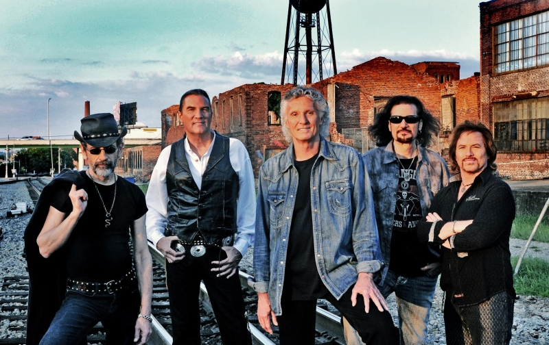 Grand Funk Railroad will be performing LIVE in Branson, Missouri at the Mansion Theater for a one-night-only concert on August 12, 2017 at 8:00 pm!
