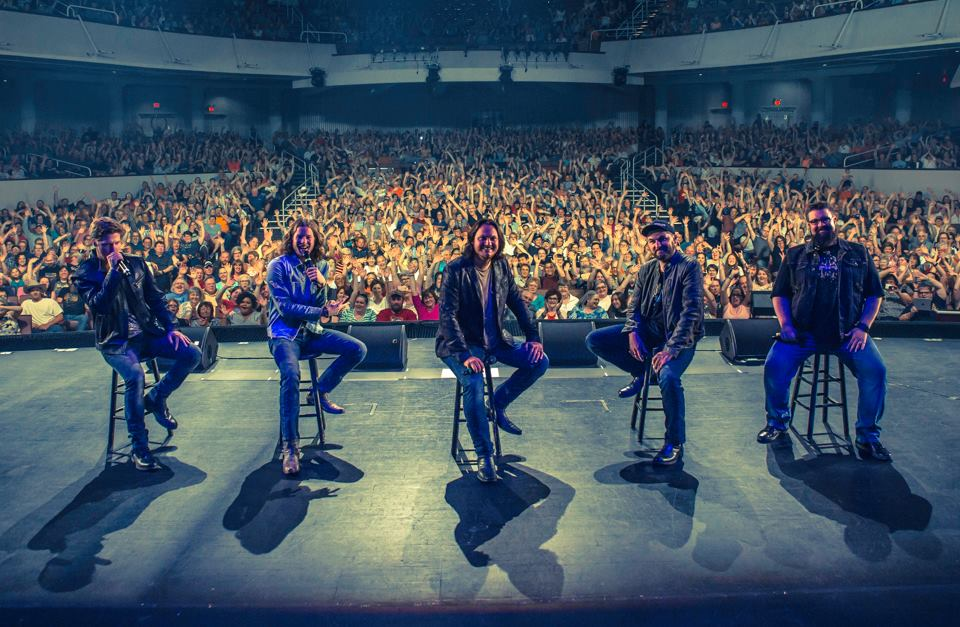 Home Free had such an overwhelming response to their June 16, 2017 Branson concert that they will be returning to The Mansion Theatre for another performance on December 2, 2017