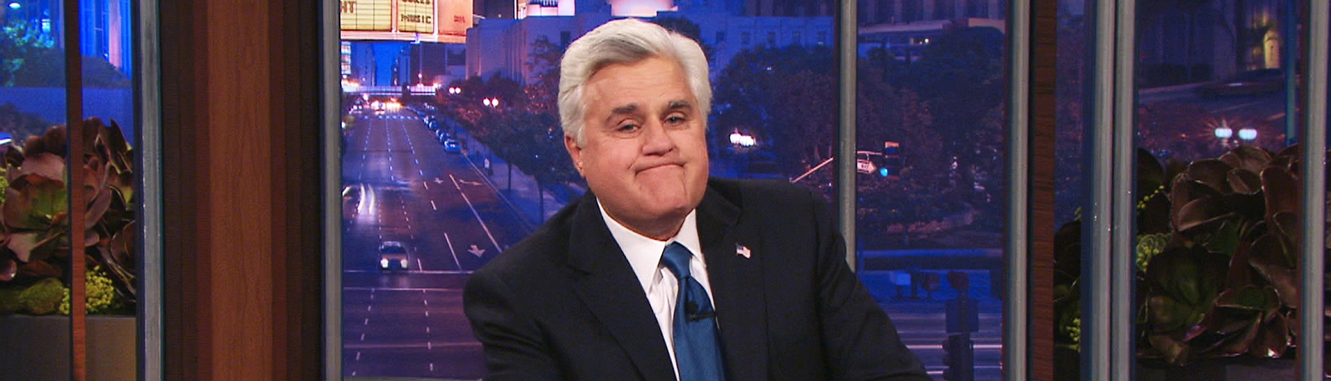 See Jay Leno LIVE in Branson, Missouri!
