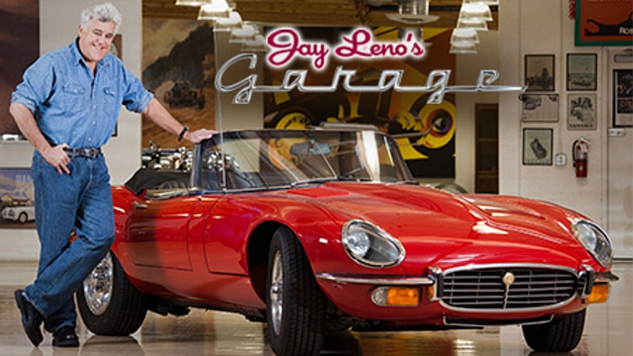 "Jay Leno is now touring with his stand-up comedy show and hosting popular TV series ""Jay Leno's Garage."""