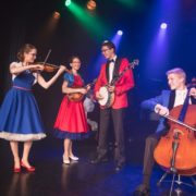 The Johnson Strings Show