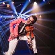 Incredible Violin-Playing Talent!
