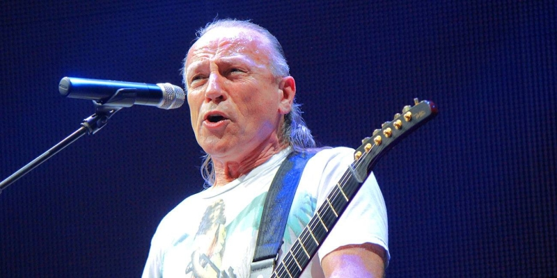 See Mark Farner - lead singer, lead guitarist, and original member of Grand Funk Railroad LIVE in concert in Branson, MO!