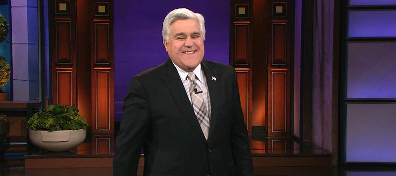 Comedian & TV personality Jay Leno to perform at Branson's Welk Resorts Theatre on December 2, 2017!