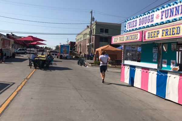 Autumn Daze takes place on Commercial Street in Downtown Branson