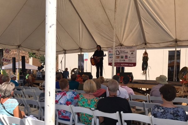 LIVE entertainment by local Branson performers will take place throughout the festival.