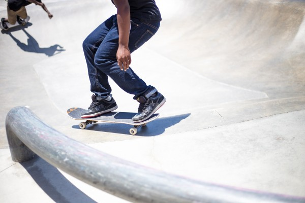Branson Skatepark offers a place for skateboarders to have fun in a safe and public space.