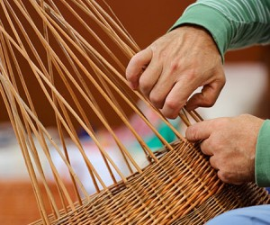 Demonstrating craftsmen will be on-site throughout the festival.