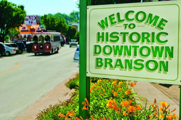 Historic Downtown Branson offers shopping, restaurants, festivals, and area information.