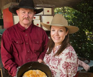 Kent Rollins' Chuckwagon features food, stories, and more!