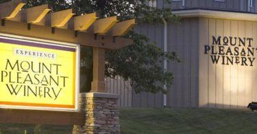 Mount Pleasant Winery in Branson, Missouri