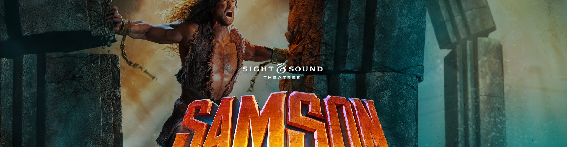 Samson Comes to Branson in 2018!