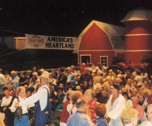 Silver Dollar City's famous Barn Dance returns once again!