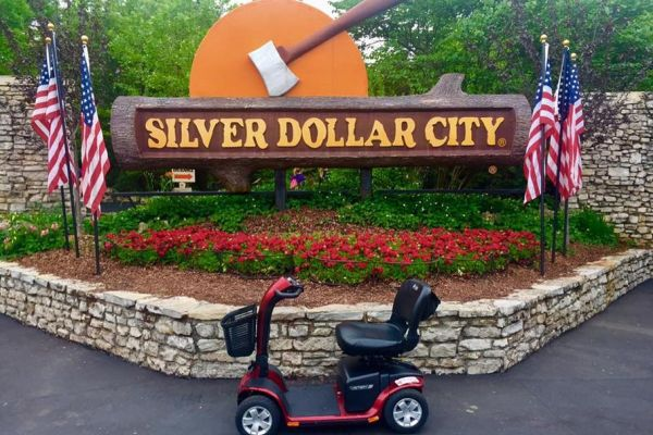 Branson Mobility Rentals offers scooter and wheelchairs for rent and even offer rentals for those visiting Silver Dollar City.
