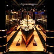 Replica Model of the Titanic