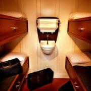 Third Class Cabin