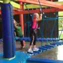 Kids Zipline!