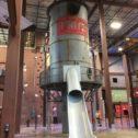 Climb Inside & Slide Down a Water Tower!