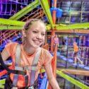 Indoor Zipline Adventure!