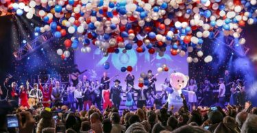 New Year's Eve Shows in Branson