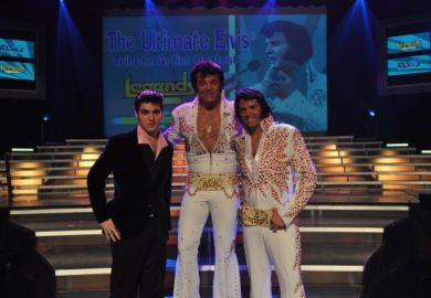 Elvis Festival: The Ultimate Elvis Tribute Artist Contest
