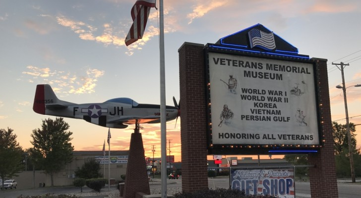 The Branson Veterans Memorial Musuem is just one of dozens of attractions and things to see and do in Branson!