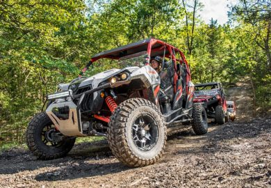 ATV Rides at Shepherd of the Hills (Ozark Off-Road Adventures)