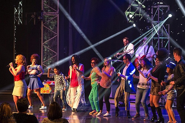 Branson's #1 Hits of the 60s show shares music, songs, and dancing in Branson's most popular 60s show!