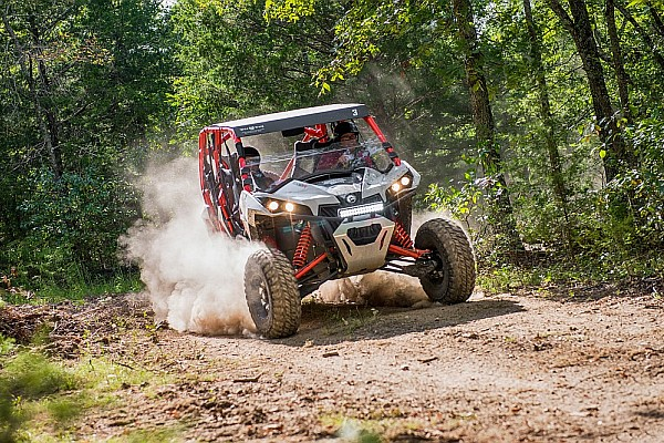 Shepherd of the Hills' new off-road ATV rides offer fun for all ages and take riders on a trip through the Ozark wilderness!