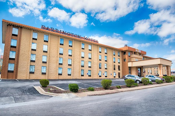The Barrington Hotel is one of the area's most popular hotels, providing unmatched value and a great location near downtown