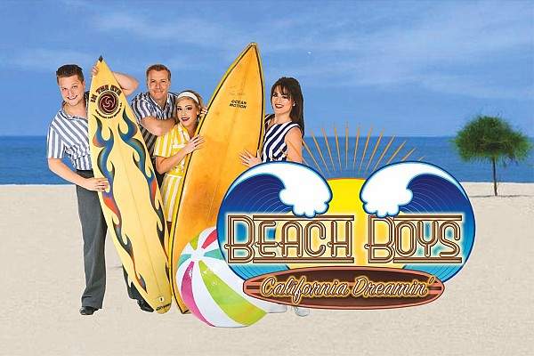 A LIVE music, singing, and dancing tribute to the Beach Boys and the surfer sounds of the 60s!