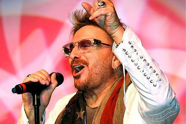 Former lead singer of 3 Dog Night (Chuck Negron) is just one of many headliners to appear in Branson this year.