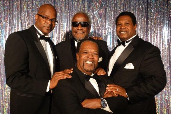The Golden Sounds of The Platters, The Coasters, Doo Wop, & More performs at the Tribute Theatre in Branson.